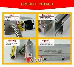 2/3 Axis Digital Readout TTL Linear Glass Scale & Magnetoscale for Milling Lathe