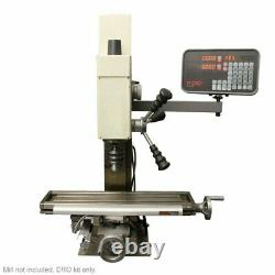 2 Axis Chester Machine Tools Champion 16V Mill DRO Kit (Mill not included)