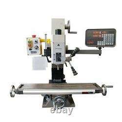 2 Axis Chester Machine Tools Champion 20V Mill DRO Kit (Mill not included)