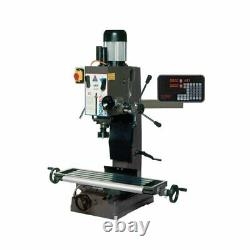 2 Axis Chester Machine Tools Lux Milling Machine DRO Kit (Mill not included)