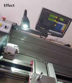 2 Axis DRO Digital Readout for Milling Lathe EDM Machine with 2x Linear Scale New