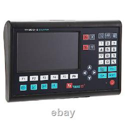 2 Axis Digital Readout Mill, Linear Encoder, LCD Screen, DRO for Milling Machine