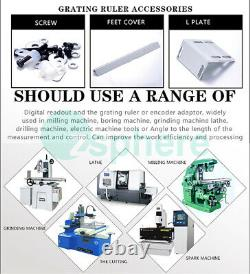 3 Axis Digital Readout Dro Kit For MILL Milling Machine With Linear Scales