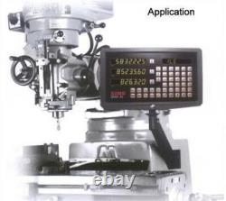 3-Axis Digital Readout Dro SDS6-3V For Lathe Spark Milling Nachine tr