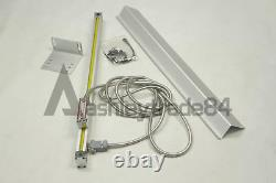 3 Axis Digital Readout Linear Glass Scale DRO Display Kit Milling Lathe JCS900