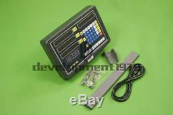 3axis Digital Readout Dro For Milling Lathe Machine With Linear Scale New