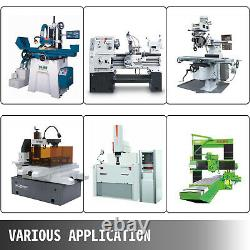 5 Axis Digital Readout Mill, Linear Encoder, LCD Screen, DRO for Milling Machine
