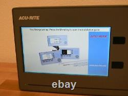 AcuRite Digital Readout 2-Axis DRO for Milling / Turning / Grinding 1197252-02