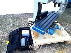 Amadeal VM18 Milling Machine R8 With 3 Axis DRO