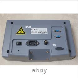 DRO 2 Axis Digital Readout SINO SDS6-2V For Mill Or Lathe Machine B