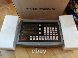 DRO 3 Axis Digital Readout Sino SDS6-3V for Mill or Lathe