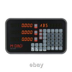 Digital Readout Display Console Mill Function 3 Axis