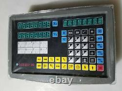 Gcs900-2d 2 Axis DRO Display Digital Readout for Milling Lathe