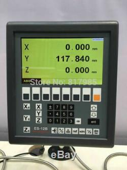 NEW Easson ES-12B 3 axis LCD digital readout mill lathe DRO display controller
