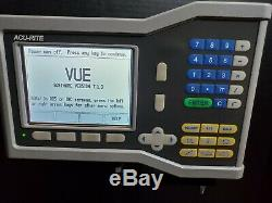 NICE Acu-Rite Digital Readout 2 Axis DRO Mill Lathe Specific Functions Machinist