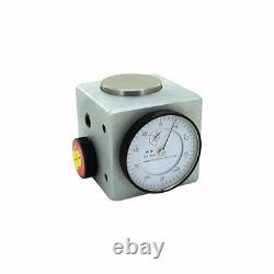 Z Axis Height Dial Tool Offset Setting Gauge with Plain Base CNC Mill DRO